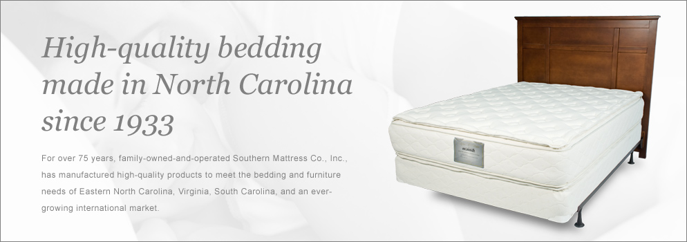 High Quality Bedding Made In North Carolina Since 1933 ...